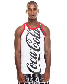 Joyrich - Coca Cola Mesh Tank