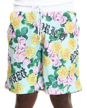 Joyrich - Memorial Garden Mesh Shorts