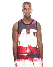 Halfman - Sunset Tank Top