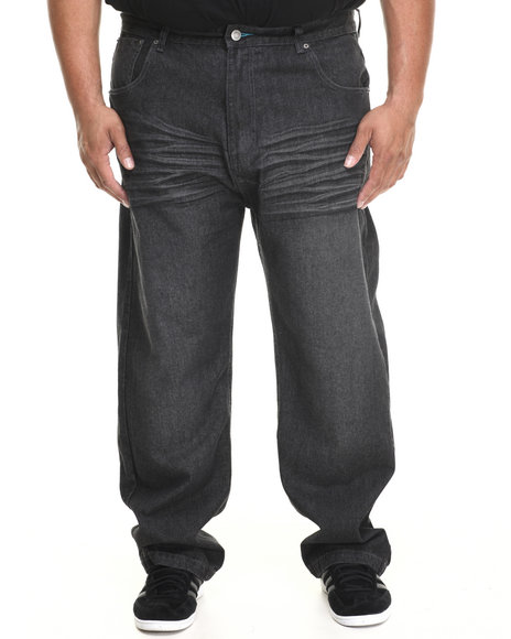 Enyce - Men Black Premium High Road Denim Jean (B&T)