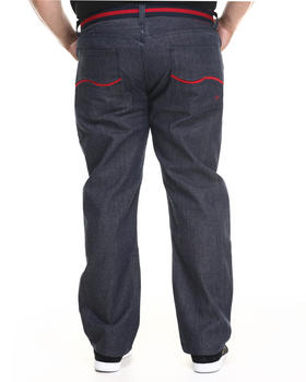 Enyce - New Tradition Belted Denim Jean (B&T)