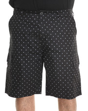 LRG - FUTURE IN FLIGHT TRUE - STRAIGHT CARGO SHORTS (B&T)