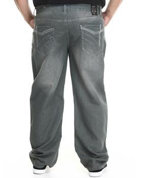 Basic Essentials - Crossed Paths Denim Jeans (B&T)