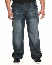 Jeans & Pants - Faded Front Baked Denim Jeans (B&T)