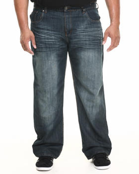 Buyers Picks - Faded Front Baked Denim Jeans (B&T)