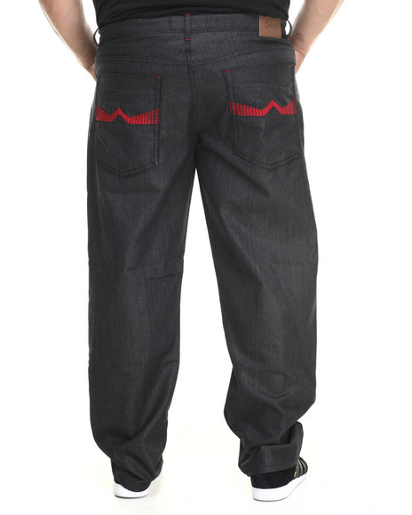 Basic Essentials - Peak Denim Jeans (B&T)