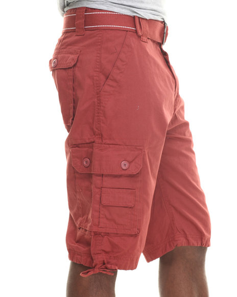 MO7 Rose Gold Mo7 Classic Cargo Shorts
