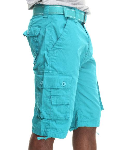 Teal Shorts for Men