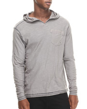 Buyers Picks - Notch Neck Pullover Hoody