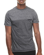 Buyers Picks - Graphite Grindle stripe S/S Tee