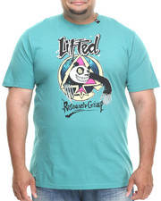 LRG - LIFTED PANDA TEE (B&T)