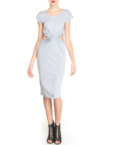 Glamorous - Twist Front Dress