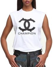 Tops - CHAMPION TEE