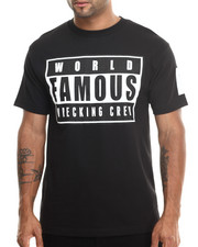 Shirts - Explicit World Famous Tee