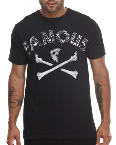 Famous Stars & Straps - Guilty Bones Tee