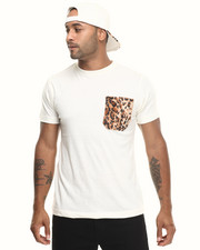 Basic Essentials - Barefox Leopard - Print Snapback / Tee Set