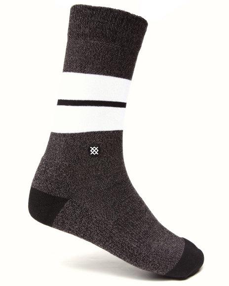 Stance Socks Sequoia Socks Black Large/X-Large