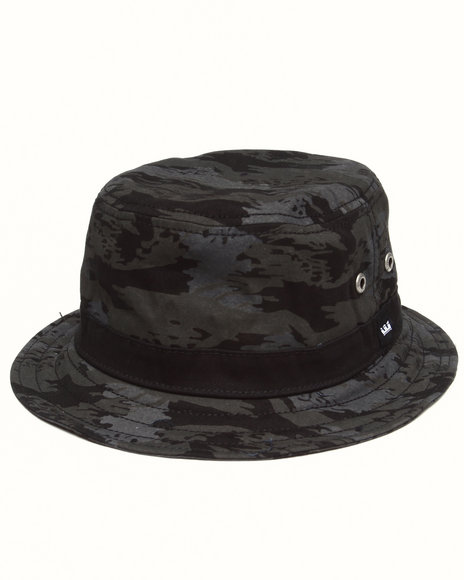Supra - Men Camo Sherman Bucket Hat