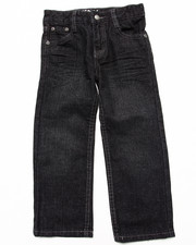 Boys - 5 POCKET MOTT JEANS (4-7)