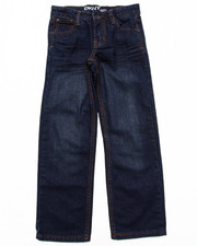 Boys - 5 POCKET MOTT JEANS (8-20)