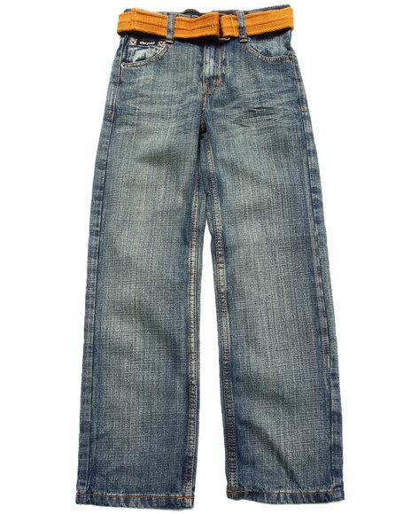 Akademiks Medium Wash Jeans