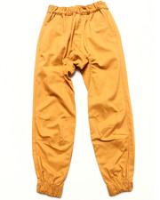 Bottoms - TWILL JOGGER PANTS (8-20)