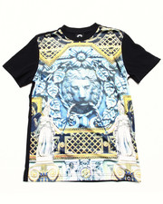 Tops - LION SUBLIMATION TEE (8-20)
