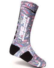 Men - Dipset Eagles Nike Elite Socks