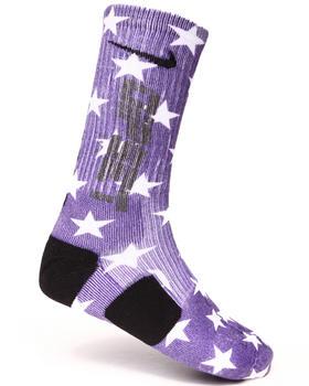 Diplomats - Dipset Stars Nike Elite Socks