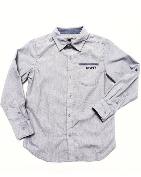 Dkny Jeans Button-Downs