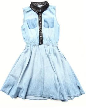 DKNY Jeans - SAMANTHA DRESS (7-16)