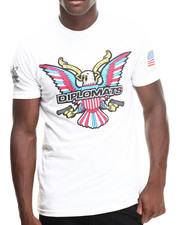 Men - Dipset USA Eagle Logo Tee