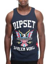 Shirts - Dipset Stars Santana Tank