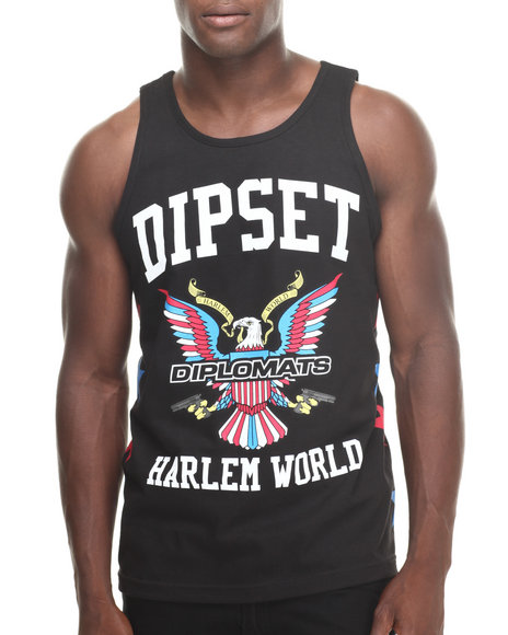 Diplomats Black Tanks