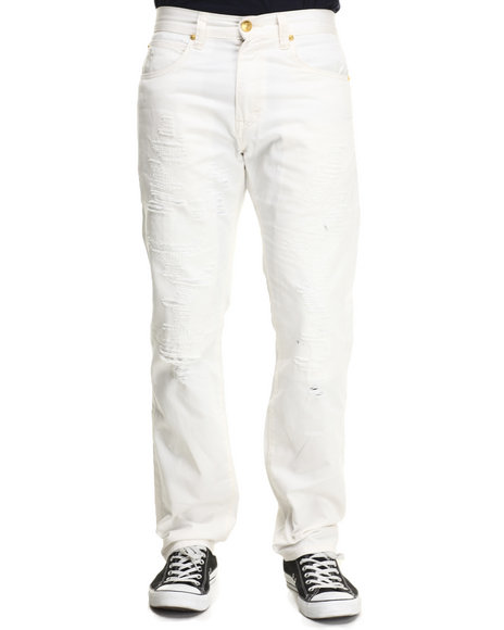 Eight off White Jeans