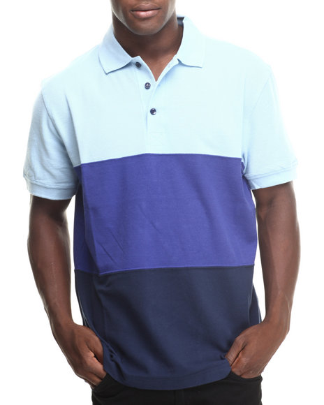 Basic Essentials - Basic Wide - Stripe S/S Polo