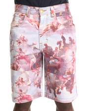 Men - Painted Short