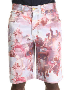 Eight 732 - Painted Short
