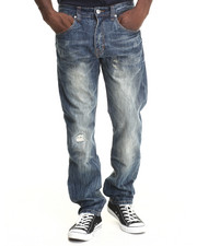 Eight 732 - Vein Washed Denim Jeans
