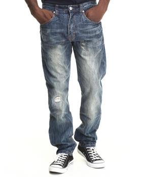 Eight 732 - Vein Washed Denim Jeans