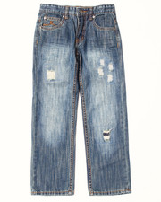 LRG - DESTRUCTED JEANS (8-20)