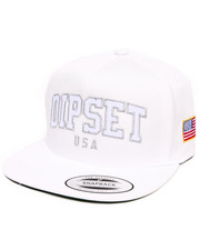 Men - Dipset USA Varsity Snapback Cap