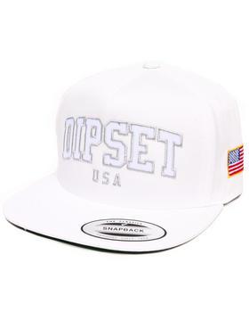 Diplomats - Dipset USA Varsity Snapback Cap