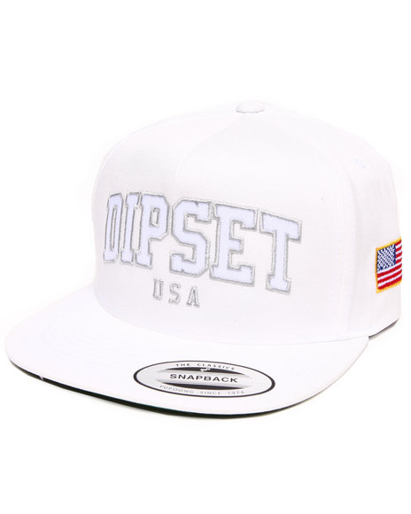 Diplomats White Clothing & Accessories