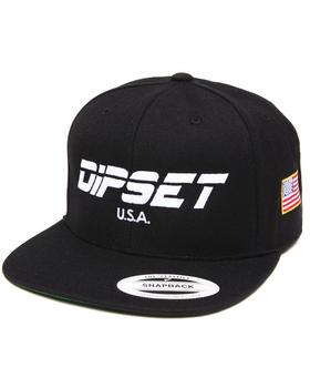 Diplomats - Dipset USA Snapback Cap