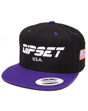 Men - Dipset USA Snapback Cap