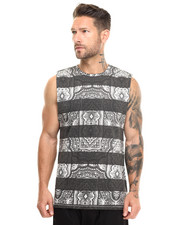 -FEATURES- - Opulence Muscle Tee