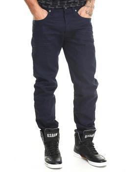 G-STAR - 3301 Straight Leg Raw Jean