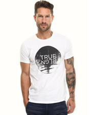 True Religion - Moonrise Logo Tee
