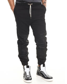 Zanerobe - Sureshot Leather Combo Pant
